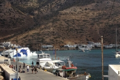 Kamares port