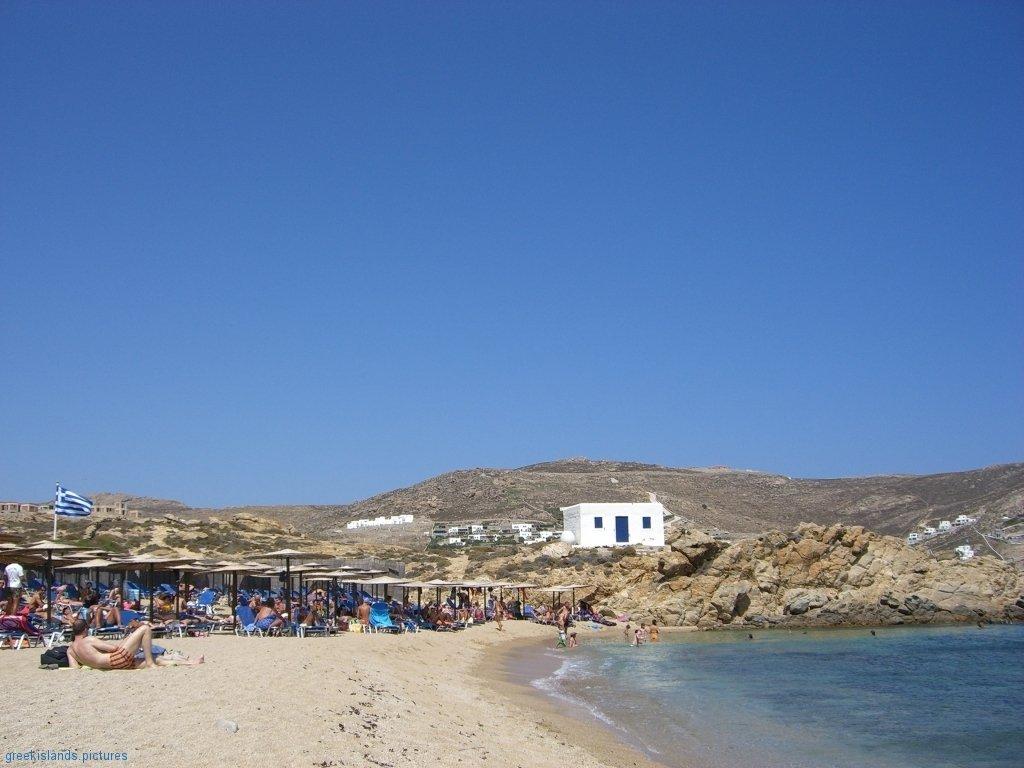 Mykonos Beach