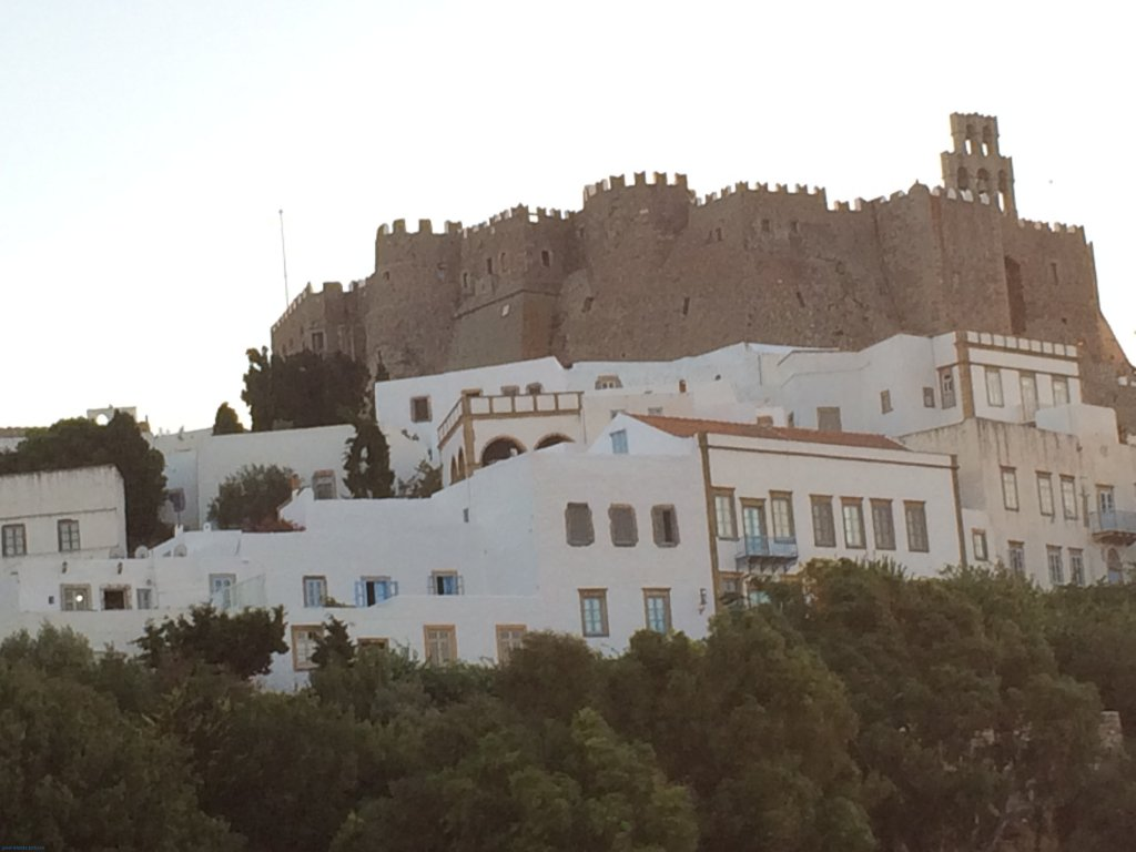 Patmos island pictures